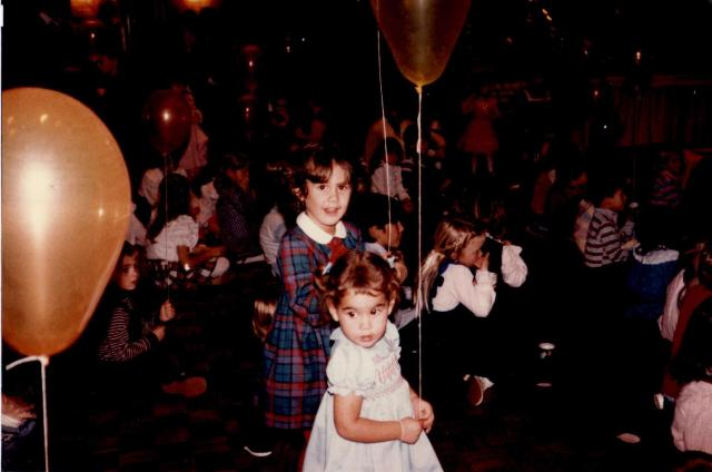 Christmas Party 1983 001